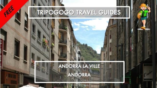 Andorra la Vella, Andorra Free PDF Travel Guide Book