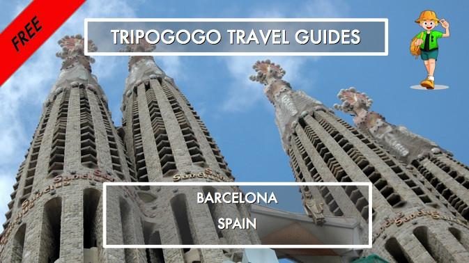 Barcelona, Spain, Europe – Free Travel Guide Book