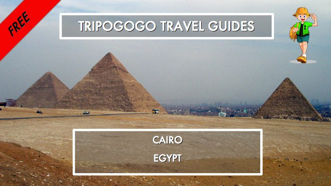 Cairo, Egypt – Free PDF Travel Guide Book